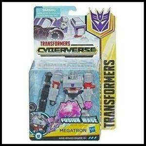 Other - Transformers Cyberverse Warrior Class Megatron